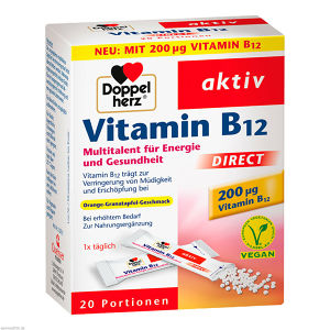 Doppelherz Vitamin B12 direct